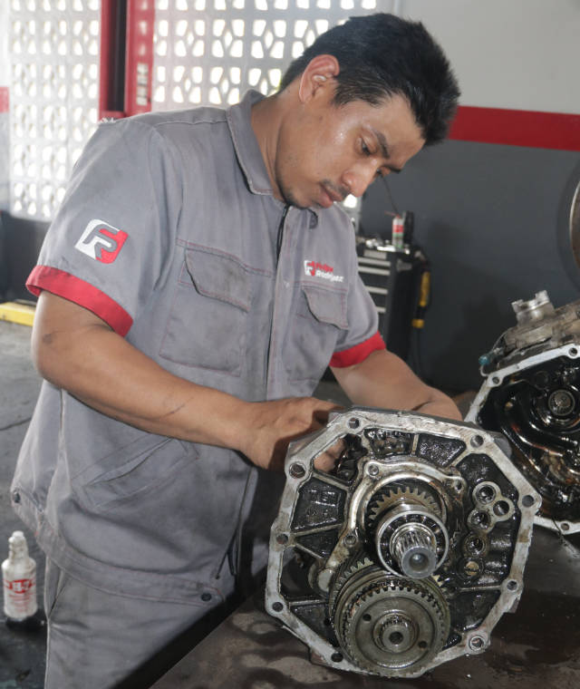 Felipe Rodríguez mecánica general